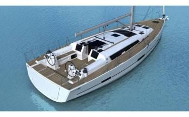 Dufour 460 GL, Sea Splash