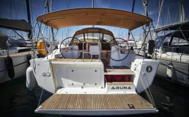 Dufour 460 GL, Aruna