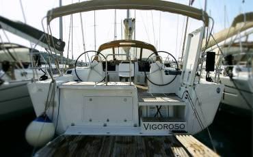 Dufour 460 GL, VIGOROSO
