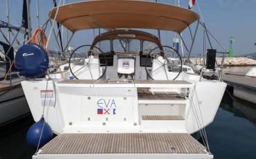 Dufour 460 GL, Eva