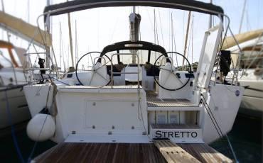 Dufour 460 GL, Stretto