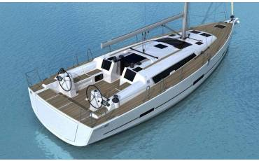 Dufour 460 GL, Sea Splash - J