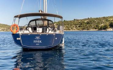 Dufour 460 GL, FIVEK - FULLY EQUIPPED