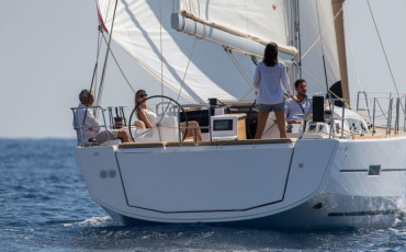 Dufour 460 GL, Sea Shadow