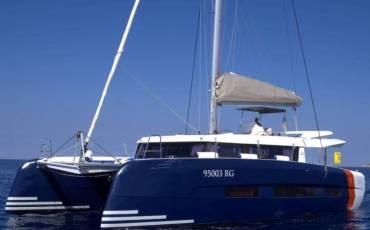Dufour 48 Catamaran, NOX