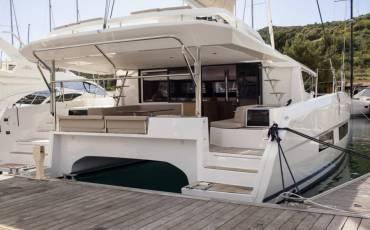 Dufour 48 Catamaran, CASABLANCA