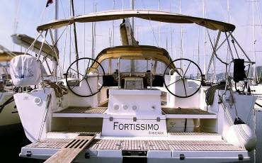 Dufour 500 GL, Fortissimo