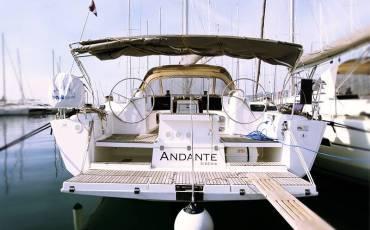 Dufour 500 GL, Andante