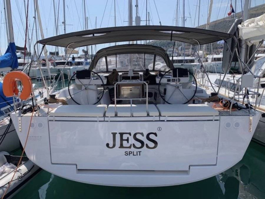 Dufour Exclusive 56, Jess- fully equipped