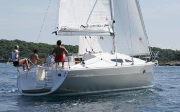 Elan 344 Impression, Sea Bird