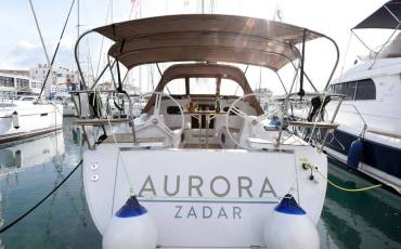 Elan Impression 35, Aurora