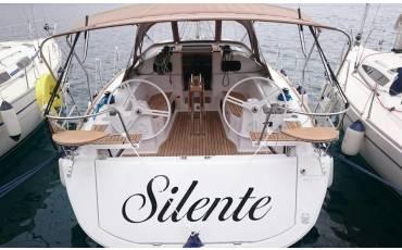 Elan Impression 40, Silente