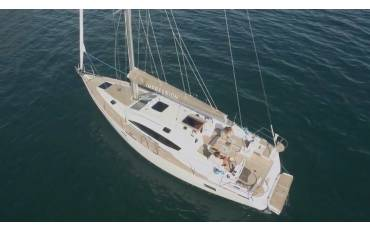 Elan Impression 45, Sea Cure