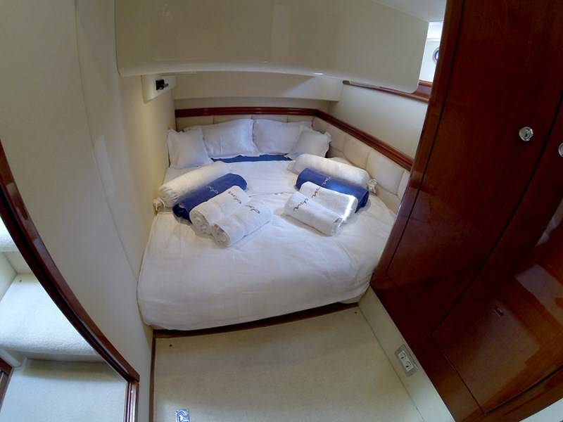 Fairline Phantom 50, Luna IV