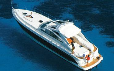 Fairline Targa 52 GT, The Blue One