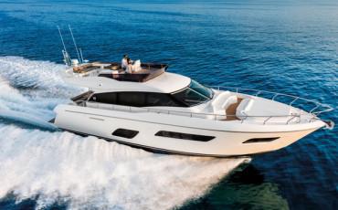 Ferretti 550 Lagoon