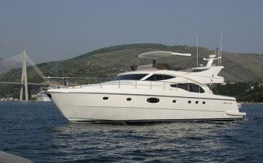 Ferretti Yachts 591, Borna I