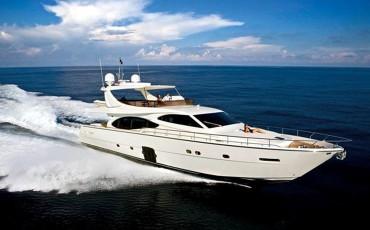 Ferretti Yachts 780 HT, Orlando L