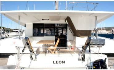 Fountaine Pajot Lucia 40, Leon