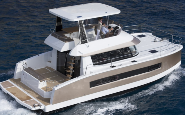 Fountaine Pajot MY 37, Jam