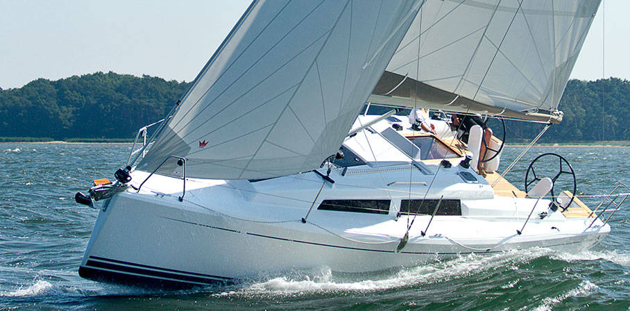 Hanse 315, Miss Behavin'