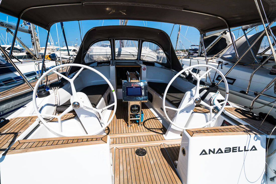 Hanse 345, Anabella