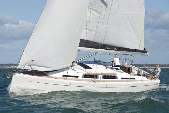 Hanse 345, Hana
