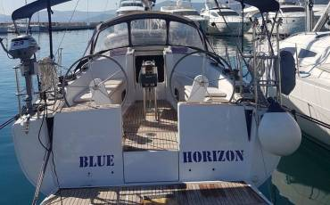 Hanse 345, Blue Horizon