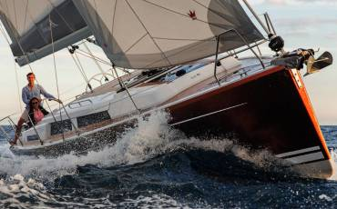 Hanse 388, Free Spirit