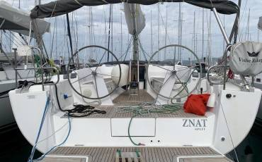 Hanse 445, Znat - renewed 2017
