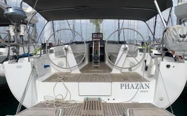 Hanse 445, Phazan - renewed 2017