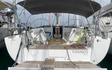Hanse 445, Vosmoy - renewed 2017