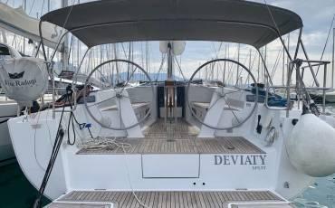 Hanse 445, Deviaty - renewed 2017
