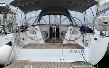 Hanse 445, Disiati - renewed 2017