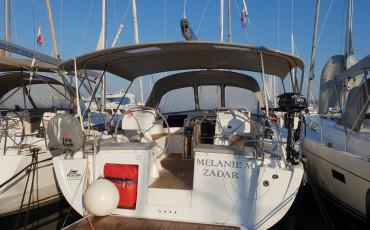 Hanse 455, MELANIE M, A/C - shore power only