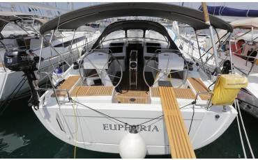 Hanse 455, Euphoria
