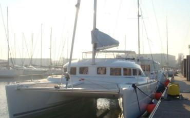 Lagoon 380 S2, Jella Frieda