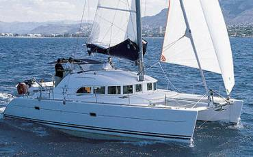 Lagoon 380, Moonshadow