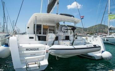 Lagoon 39, Monique