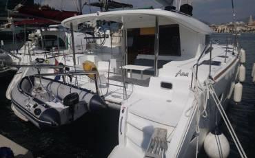 Lagoon 400 S2, Ana