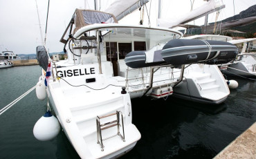 Lagoon 400 S2, Giselle