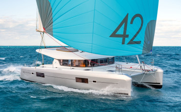 Lagoon 42, AIR WAVE