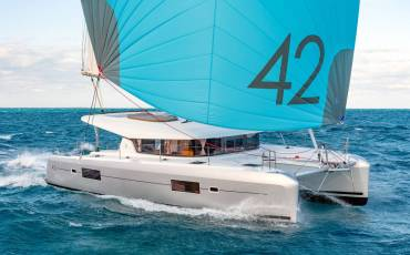 Lagoon 42, BEST FRIENDS I