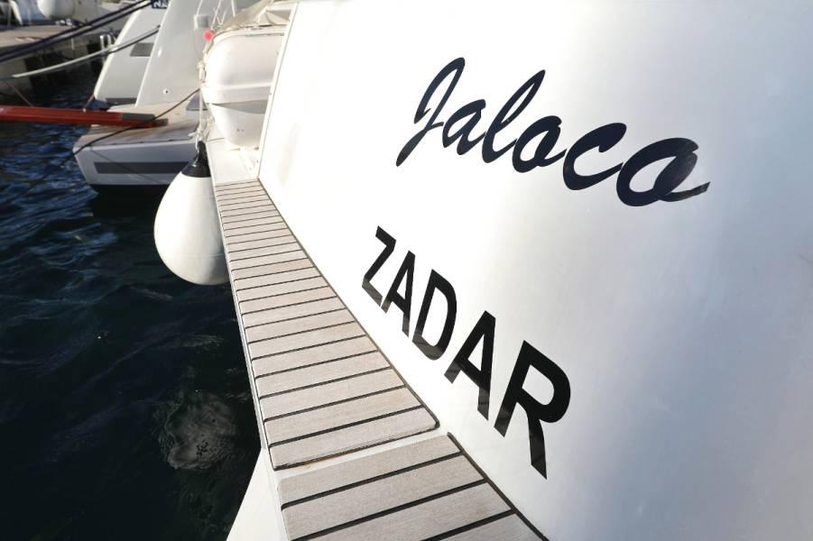 Lagoon 42, Jaloco