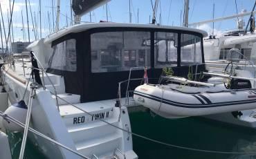 Lagoon 450 F, RED TWIN II