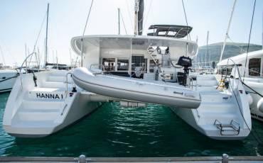 Lagoon 450 S, Hanna