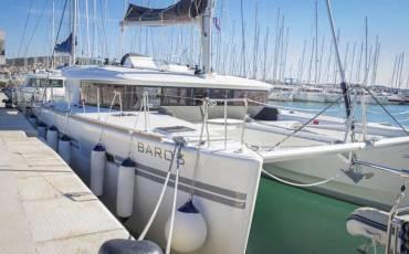 Lagoon 450 Baros