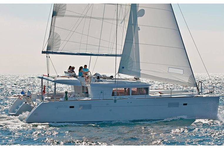 Lagoon 450, SIMPLY THE BEST