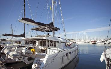 Lagoon 52, Great Salsa
