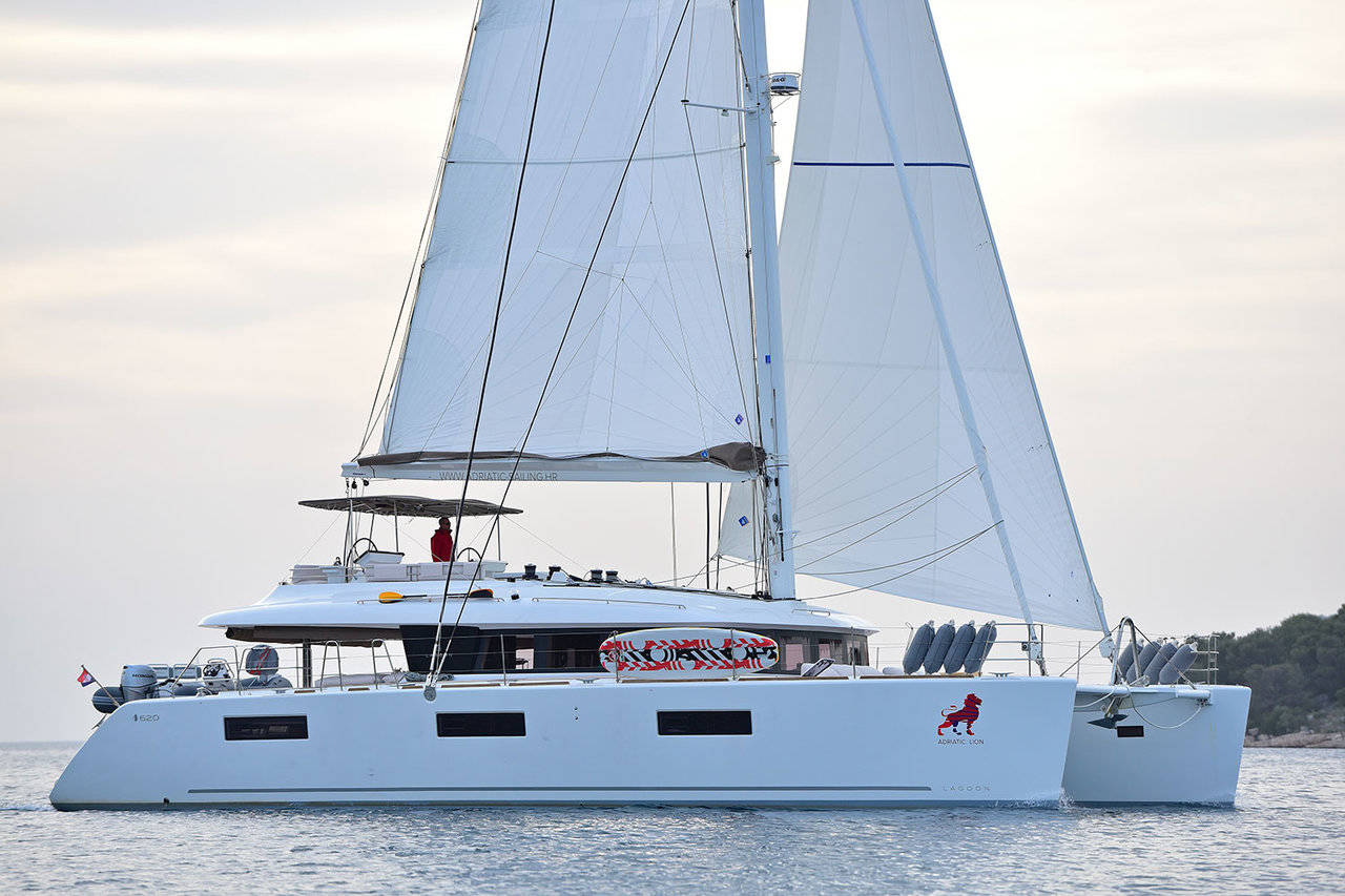 Lagoon 620, ADRIATIC LION